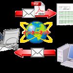 あるIT企業の勤務データ取り込みシステムの紹介